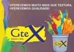 GTEX TEXTURA E TINTAS